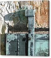 Armory Door 2 Canvas Print
