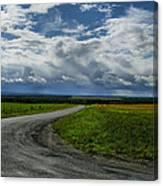 Aroostook County 1 Canvas Print