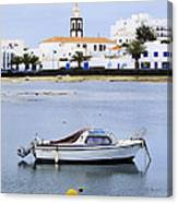Arrecife On Lanzarote Canvas Print