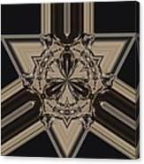 Arrow Of Jewels Canvas Print