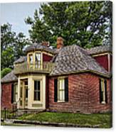 Arrow Rock - John P Sites Home Canvas Print