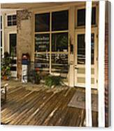 Arrow Rock Mo Post Office Dsc00567 Canvas Print