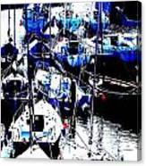 Art At Nb Canvas Print