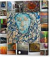 Art At Supeme Lending Canvas Print