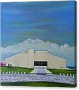 Art Museum Of South Texas Canvas Print