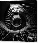Art Nouveau Staircase Canvas Print