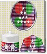 Art On Gifts Pod Products Ornaments Tea Cup Award Reward Grant Appreciation Acknowledgement Meeting  Canvas Print