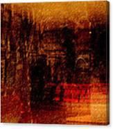 Art Work Canvas Print