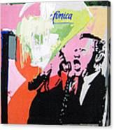 Arte Publica Canvas Print