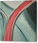 Arterial Canvas Print