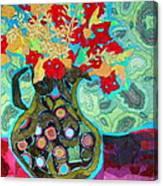 Artful Jug Canvas Print