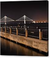 Arthur Ravenel Jr. Bridge Canvas Print
