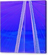 Arthur Ravenel Jr Bridge Iv Canvas Print