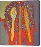 Artist's Pallete Canvas Print