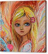 Artwork Fragment 55 Canvas Print
