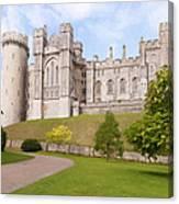 Arundel Castle West Sussex Canvas Print