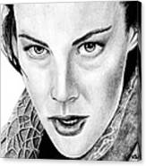 Arwen Undomiel Canvas Print
