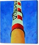 Asarco Canvas Print