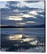 Ashokan Reservoir 10 Canvas Print