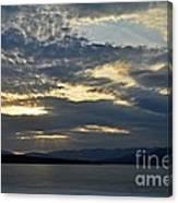 Ashokan Reservoir 12 Canvas Print
