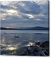 Ashokan Reservoir 17 Canvas Print