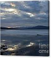 Ashokan Reservoir 20 Canvas Print