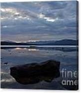 Ashokan Reservoir 22 Canvas Print