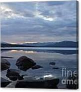 Ashokan Reservoir 26 Canvas Print