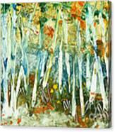 Aspen Fall Time Canvas Print