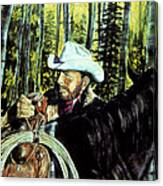 Aspen Morning Canvas Print