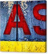 ASS Canvas Print