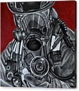 Assault Canvas Print