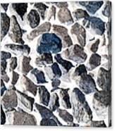 Asteroids Canvas Print