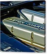 Aston Martin Db7 Engine Canvas Print
