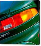 Aston Martin Db7 Taillight Canvas Print