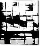 Asylum 004 Canvas Print