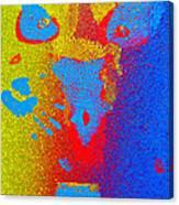 At A Glance Canvas Print
