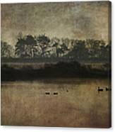 At Dawn Canvas Print