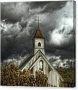 At Heaven's Door  Canvas Print