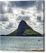 At Mokoli'i's Summit Canvas Print