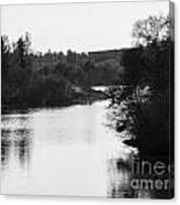 At The Lake-49 Canvas Print