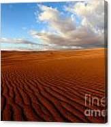 Atacama Desert Wilderness Canvas Print