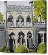 Athenaeum Canvas Print