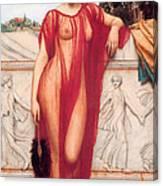 Athenais Canvas Print