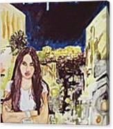 Athens 2009 Canvas Print