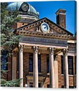 Athens Alabama Historical Courthouse Canvas Print