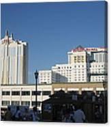 Atlantic City - Trump Taj Mahal Casino - 01133 Canvas Print