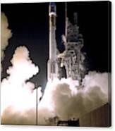 Atlas 2as Rocket Launch Canvas Print