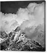 Atmospheric Chaos Canvas Print