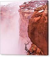 Atop Canyonlands Canvas Print